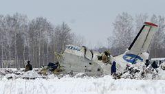 V Rusku havarovalo letadlo, zemřelo 32 lidí