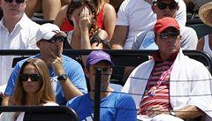 Lendl si po 22 letech zase zahraje tenis v Praze