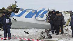 'Z trosek letadla se zvedl mladík a klopýtal k nám'