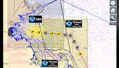 Nová aplikace zamezí srážkám lodí s velrybami
