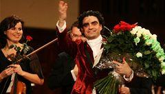 V Praze dnes zazpívá slavný Rolando Villazón