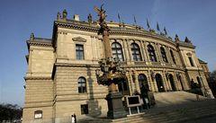 Stánek s Aperolem v Rudolfinu pohoršoval Pražany. Stál zde nedopatřením, vysvětlil ředitel České filharmonie