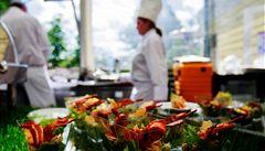 Začal Grand Restaurant Festival. Propaguje lokální biopotraviny