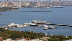 Kaspické pobřeží se má stát druhou Dubají
