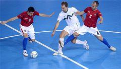 Futsalisté na MS skončili, vypadli v osmifinále s Ruskem