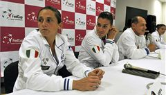 Do Česka jsme přijely vyhrát, hlásají Italky před Fed Cupem