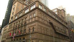 Český skladatel sklidil ovace v Carnegie Hall