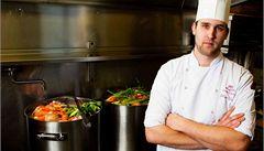 Vyhrát anketu Grand Restaurant je jako sen, říká šéfkuchař