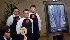 Rekordní české aukce 2013. Sběratelé utratili za umění téměř miliardu