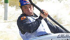 Kajakář Hradílek se kvalifikoval na olympidádu