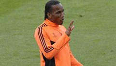 Africký fotbalista Drogba skončil v reprezentaci. S velkým smutkem, řekl