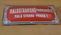 Malostranské parkoviště, Obálková ulice. Lidé tvoří novou mapu Česka