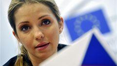 Dcera Tymošenkové: Ukrajina se mění v totalitní stát