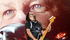 Pondělní koncert v Praze zahájí turné metalové legendy Metallica