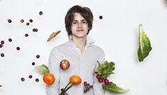Český Jamie Oliver? V sedmnácti uvařil celou kuchařku