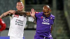 Trenér Fiorentiny Rossi napadl hráče a byl odvolán