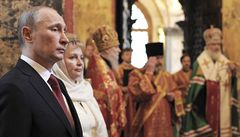 Manželství Putinových se rozpadlo
