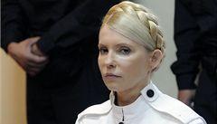 Tymošenková na osvobození netrvá, žádá přidružení Ukrajiny k EU