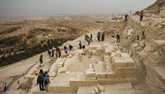 V Izraeli našli hrob biblického krále Heroda Velkého