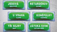 Přejmenovali jste mapu Česka. 122 míst má trefnější jméno