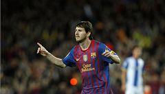Superstřelec Messi. Čtyřmi góly zničil Espaňol