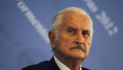 Zemřel mexický spisovatel Carlos Fuentes