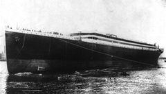 Dopis z Titaniku se na aukci prodal za téměř čtyři miliony korun