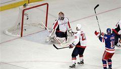 Hamrlíkův gól nestačil, Washington v play off NHL končí