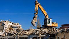 Z Ořechovky zmizela další vila, úřad demolici nepovolil