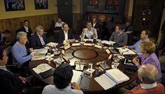 Summit G8 v USA: na pořadu je měnová krize a ropa
