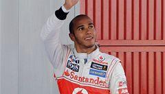 V Barceloně odstartuje první Hamilton, druhý Maldonado