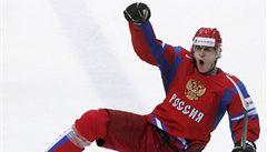 Malkin vstřelil další hattrick a poslal Rusko do finále