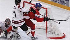Hokejisty čekají první zápasy před MS, změří síly s Lotyšskem