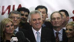Srbsko má nového prezidenta. Vítězství Nikoliće je překvapením