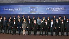 Řecko chceme v eurozóně, shodli se státníci na summitu