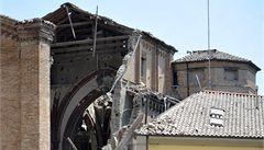PUTNA: Po zemětřesení