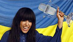 Ruské bábušky pokořila na Eurovizi Švédka Loreen