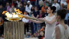 TIME OUT LN: Olympijská pochodeň jen pro Putinovy stoupence?