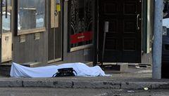 Střelec ve Finsku zabil dva mladíky, osm lidí zranil