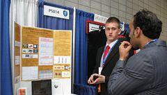 Soutěž vUSA: robotická ruka i zavlažovací zařízení