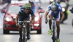 Cyklista Bárta byl v časovce na MS 7., zlato obhájil Martin