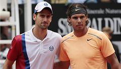 Bitva titánů: Nadal zdolal Djokoviče a ovládl turnaj v Říme