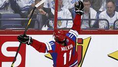 Malkin byl zvolen nejužitečnějším hráčem MS