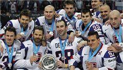Tohle stříbro je zlaté, oslavuje slovenský tisk úspěch na MS