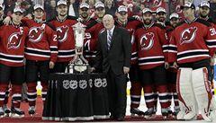 New Jersey hostí finále NHL, zřejmě bez Sýkory