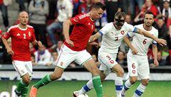 Fotbalisté nezvládli generálku na Euro, prohráli 1:2