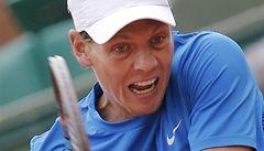 Roland Garros potřebuje osvětlení, zlobí se Berdych