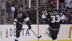 Kings vyhráli 4:0 a mají na dosah Stanley Cup