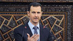 Sýrie je ve válce a vše musí podřídit vítězství, prohlásil Asad