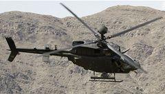 Ve Francii se srazily vojenské vrtulníky. Zahynulo pět důstojníků